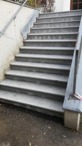 Sanierung von Stufenanlage