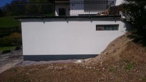 Fassade dämmen- Kleinprojekt